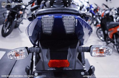 moto bajaj pulsar rouser 180 0km 30 cuotas urquiza motos