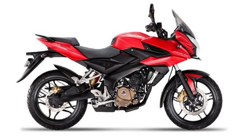 moto bajaj pulsar rouser as 200 0km as200  urquiza motos