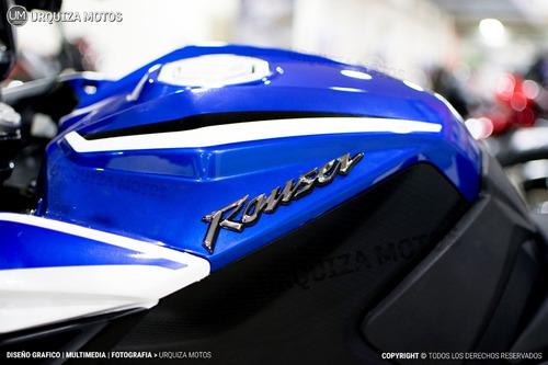 moto bajaj pulsar rouser rs 200 inyección 0km urquiza motos