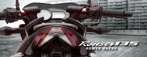 moto bajaj rouser 135 ls 0km 2017 arizona motos