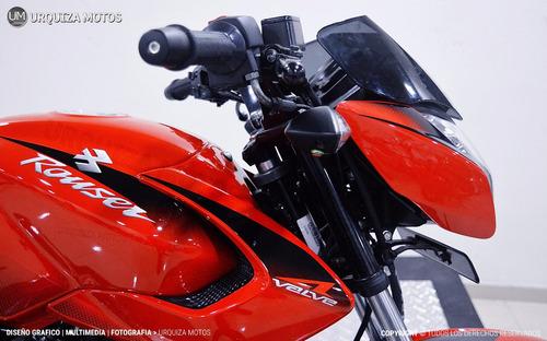 moto bajaj rouser 135 motos