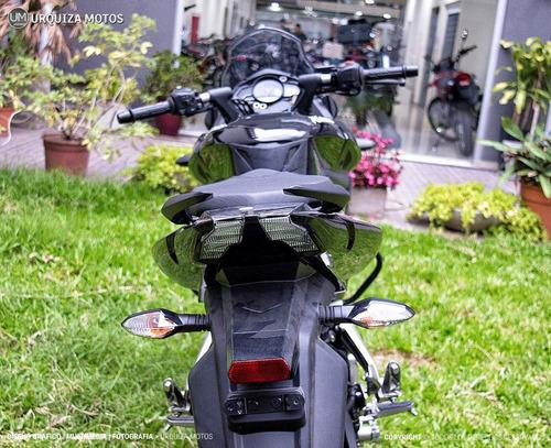 moto bajaj rouser 200 motos