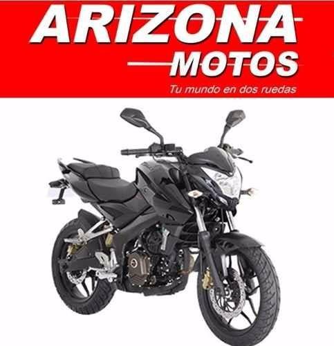 moto bajaj rouser 200 ns 0km 2017 arizona motos