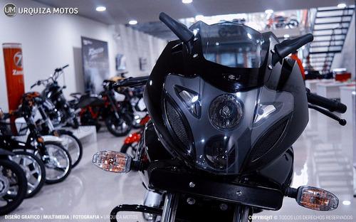 moto bajaj rouser 220 motos