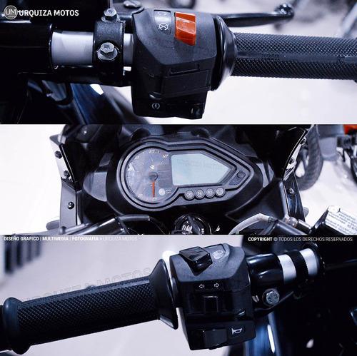 moto bajaj rouser 220f 220 motos