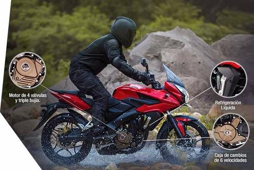 moto bajaj rouser as 200 adventure sport 0km urquiza motos