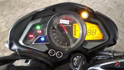 moto bajaj rouser ns 160 0km 2020 ruta 3 motos