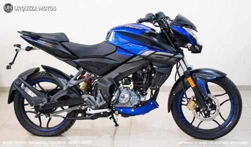 moto bajaj rouser ns 160 con dni laser edged urquiza motos