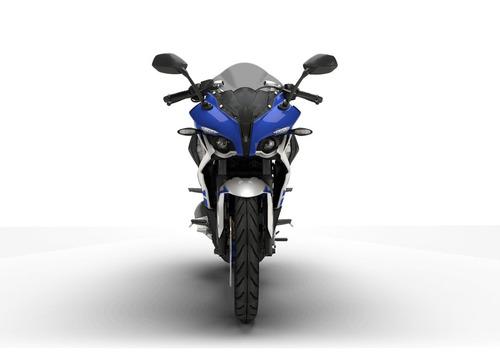 moto bajaj rouser rs 200 laser edged pista 0km nuevo modelo