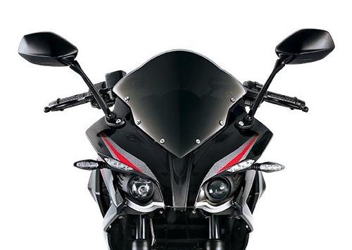 moto bajaj rouser rs 200 rs200 2018 0km a pedido rvm
