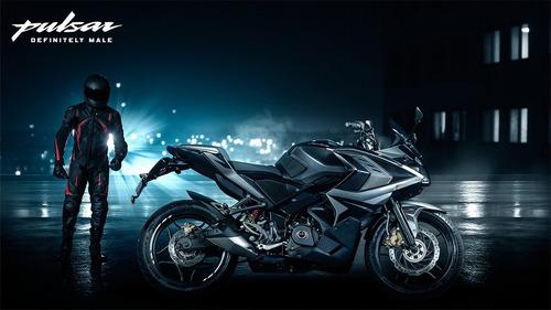 moto bajaj rouser rs 200 rs200 laser edged 0km urquiza motos