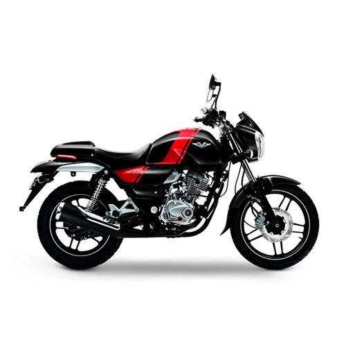 moto bajaj v15 vikrant 150  0km urquiza motos