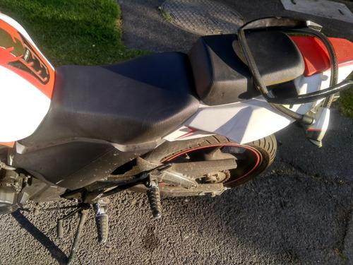 moto barata 250cc italika 250 sz o cambio por una de reparto
