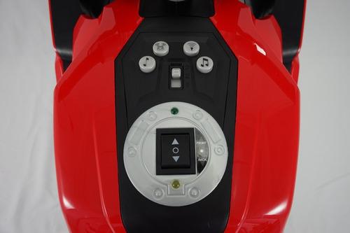 moto batería infantil bmw luz música rueditas motor 30w
