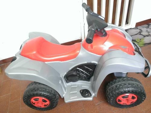 moto batería para niños