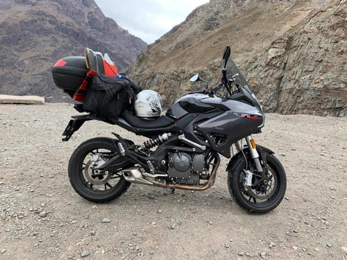 moto benelli 600 gt 2018 tourinng