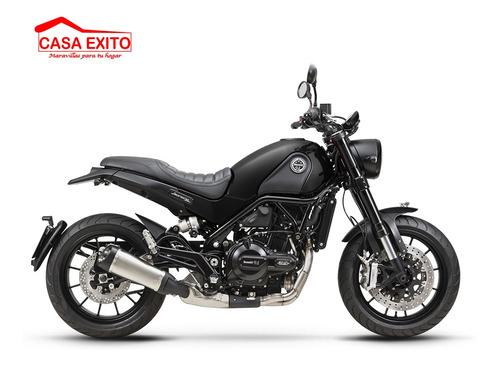 moto benelli leoncino 500cc año 2020 color ne/ ro/ bl
