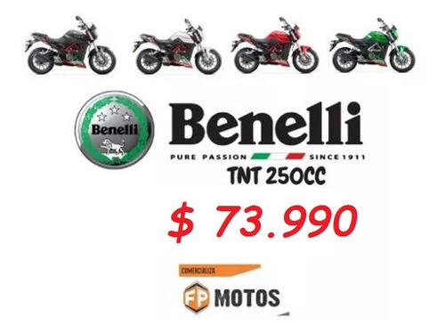 moto benelli tnt 250 cc