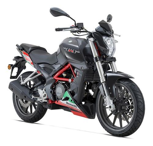 moto benelli tnt250 250cc año 2018 color ne/ ro/ bl