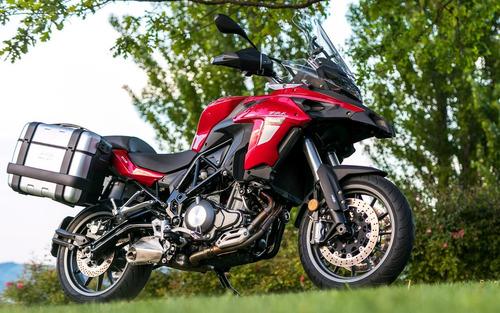 moto benelli trk 502 0km (entrega inmediata ) no bmw 310