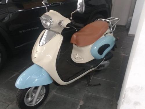 moto benzhou yy150t