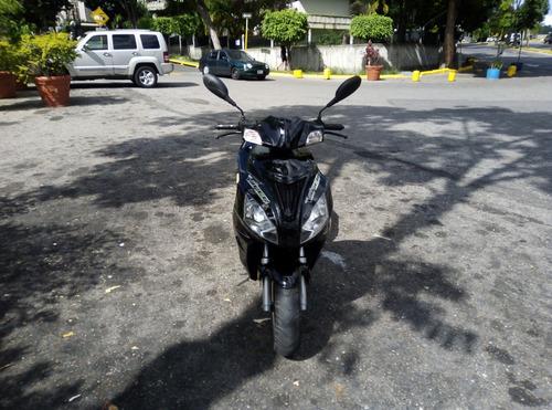 moto bera scooter modelo viper