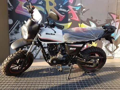 moto beta boy 100 0km 2018 minimoto  hasta 15/1