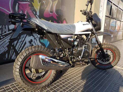 moto beta boy 100 0km 2018 minimoto  hasta 9/4