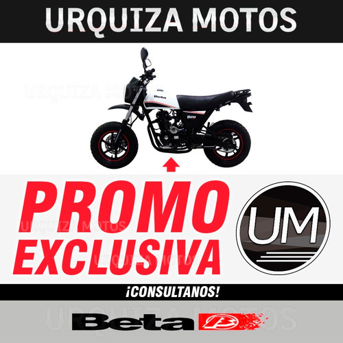 moto beta boy 100  urquiza motos