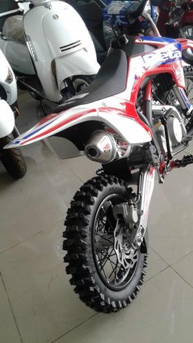 moto beta mini cross enduro  rr 110 std