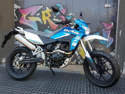 moto beta motard  200 0km 2018 entrega ya hasta 7/12