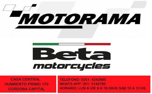 moto beta motard 200 0km - precio imperdible