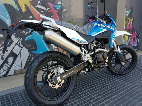 moto beta motard 200 2.0 0km 2018 linea nueva hasta 19/10