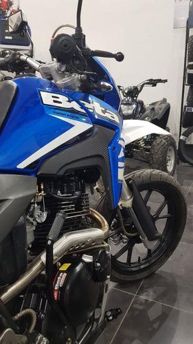moto beta motard 200  m4 2.0 0km 2018 entrega inmedita al