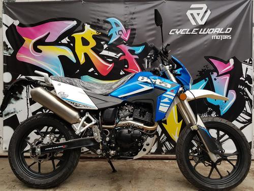 moto beta motard  m 4 200 0km 2018 hasta 7/12 hot sale