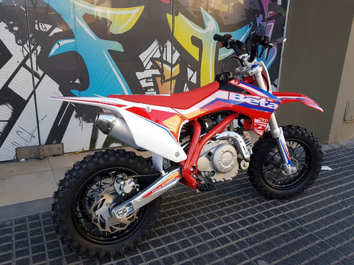 moto beta rr 50 4t kinder automatica niños promo hasta 22/9