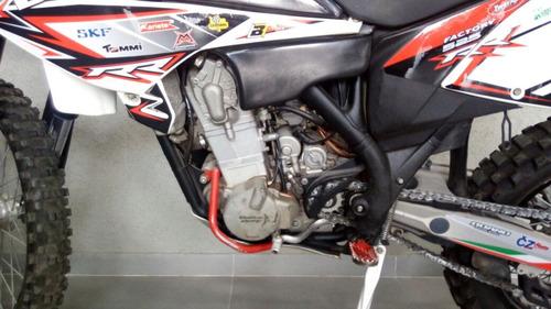 moto beta rr 525 ktm enduro 2011 delisio