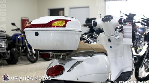 moto beta tempo 0km scooter retro vintage urquiza motos