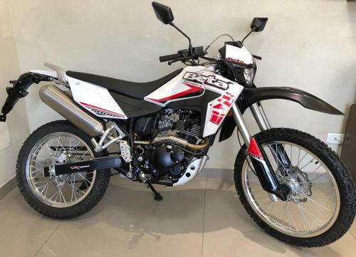 moto beta tr 2.0 200 enduro cross tipo honda motovega