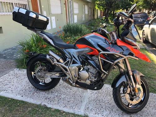 moto beta zontes 310 t usada como nueva !!!
