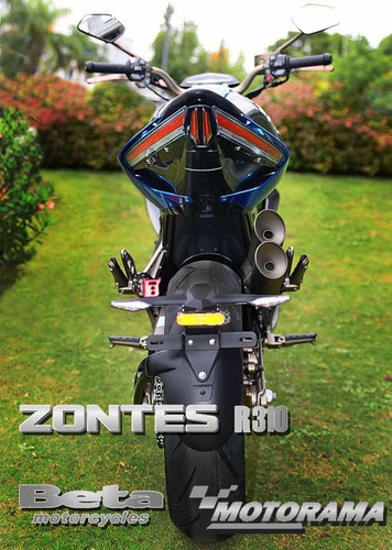 moto beta zontes r310