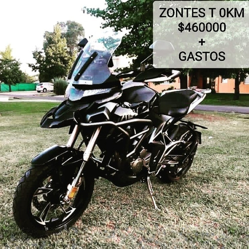moto beta zontes t310 0km  entrega ya financia motopier