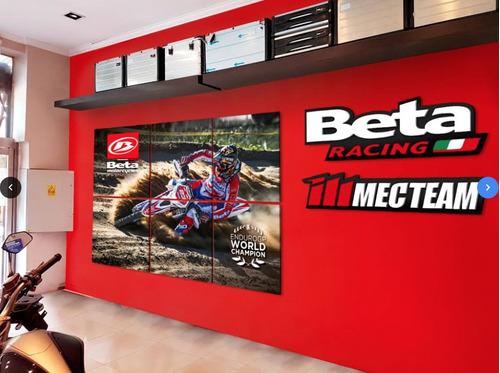 moto beta zontes x 310 0km mec-team