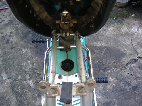 moto bicane francesa toda original