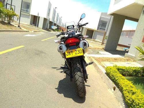 moto bmw 650 g650gs,