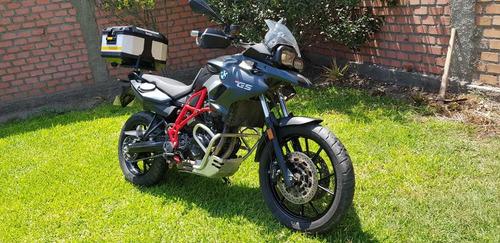 moto bmw 700 gs 2,500 kms 2017-2018 garantía fabrica 2 años