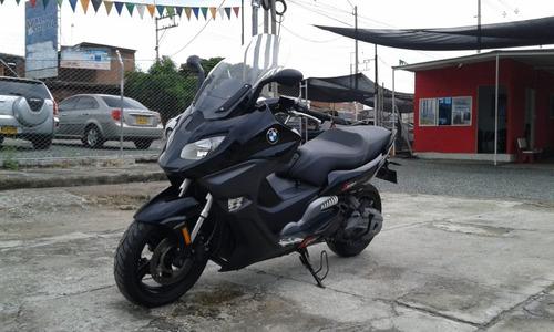 moto bmw c650 sport