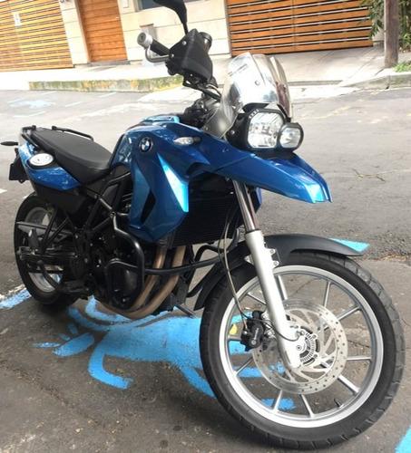 moto bmw f650 doble propósito