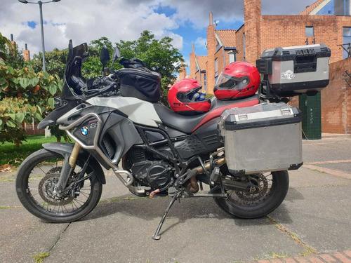 moto bmw f800 adventure