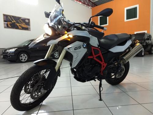 moto bmw f800 gs 2017 branca abs acess 7600 km